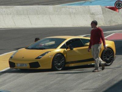 Lamborghini Gallardo Superleggero
